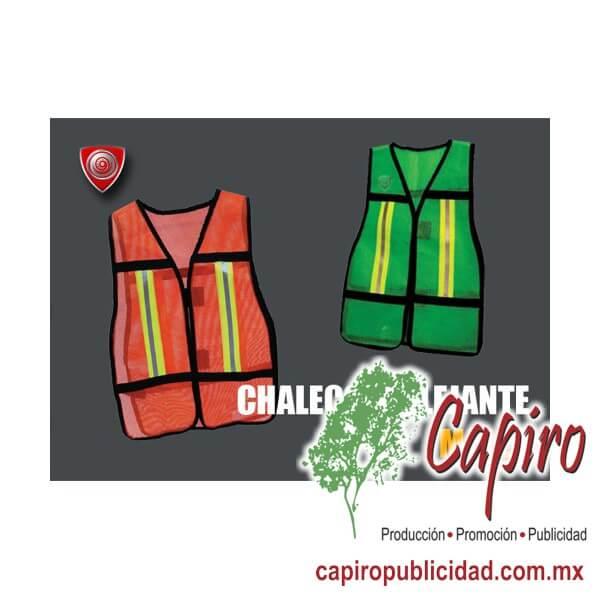 Artículos promoionales  Chaleco Reflejante Malla - Capiro Publicidad 1bd223c1b8b