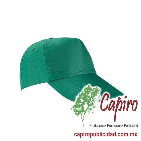 Artículos promocionales  Gorra poliéster GEP-005-V - Capiro Publicidad d20876143cf
